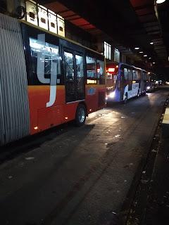 Sejarah Bus Zhongtong Transjakarta