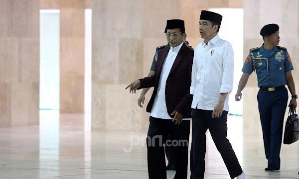 Buruh Ancam Demo Besar-besaran, Presiden Jokowi Disarankan Salat Istikharah