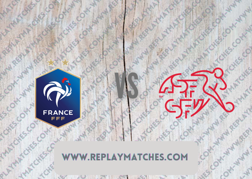 France vs Switzerland -Highlights 28 June 2021