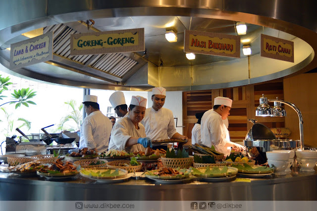 Buffet Ramadhan 2016 : Kontiki Restaurant The Federal Kuala Lumpur