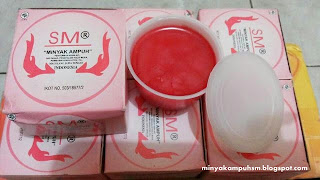 cream herbal obat amandel