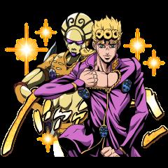 JOJO Part5 Gold Experience