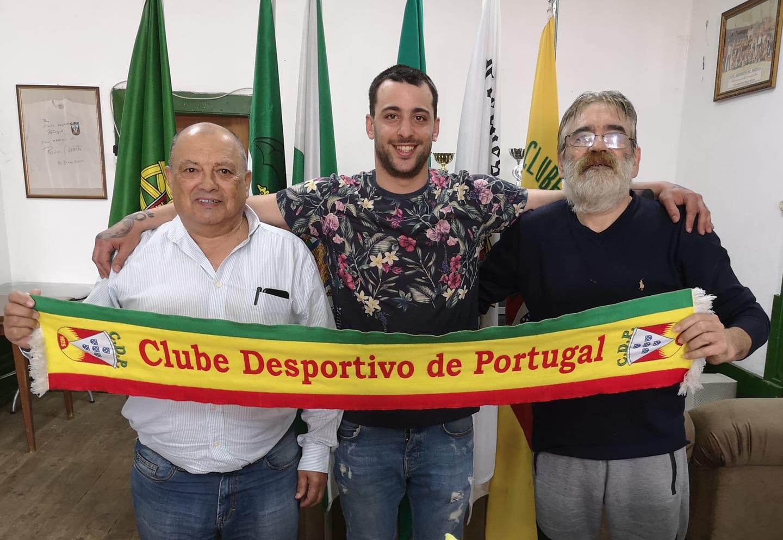 Honra: Conhecido o primeiro reforço do Desportivo para a nova temporada