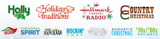 SiriusXM 2018 Holiday Music Channel Lineup