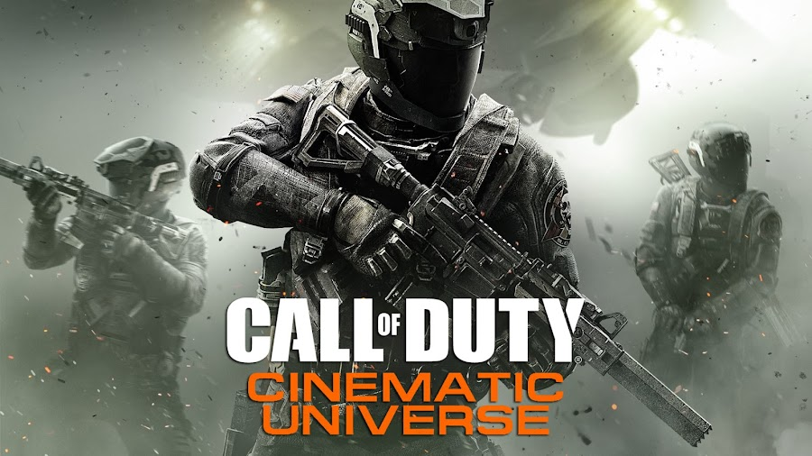call of duty cinematic universe