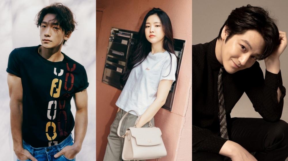YG Entertainment Confirms Apink's Naeun to Play Drama with Rain and Kim Bum