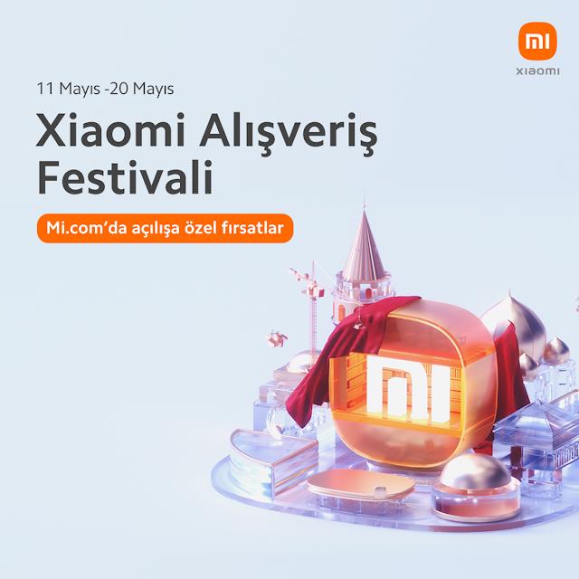 Xiaomi Türkiye'nin resmi çevrimiçi mağazası Mi.com'da açıldı