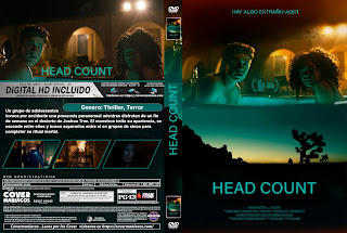 CARATULA HEAD COUNT - [COVER DVD]