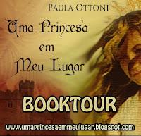 Booktour Uma Princesa em Meu Lugar  apaixonadaporromances