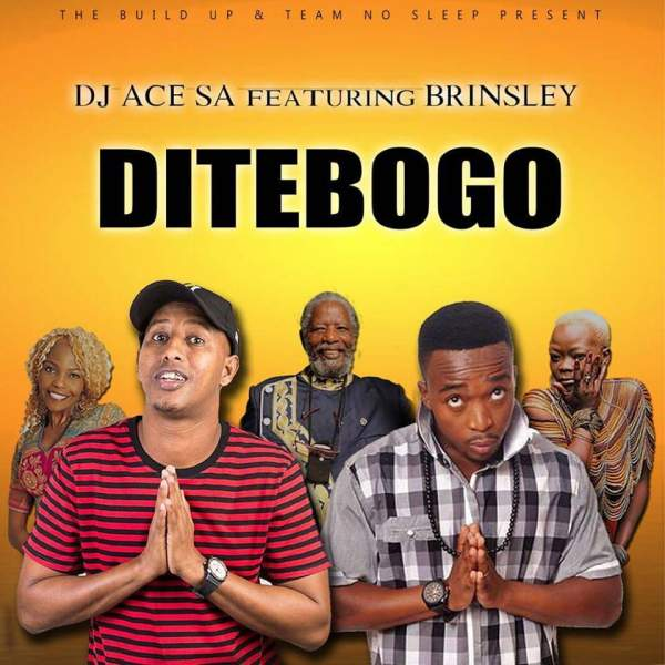 DJ Ace SA Feat. Brinsley - Ditebogo