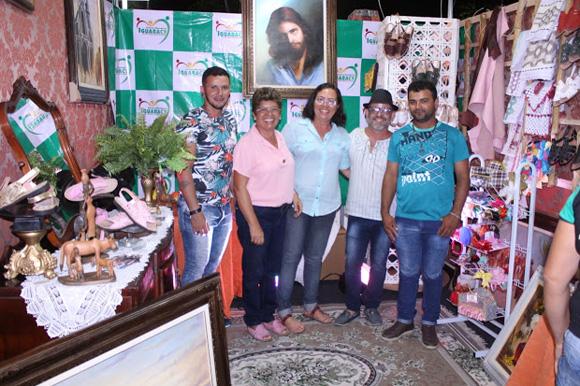 Com o apoio do Governo Municipal, Iguaracy participa com sucesso da IV Feira de Empreendedorismo de Afogados da Ingazeira. Evento se encerra neste sábado.