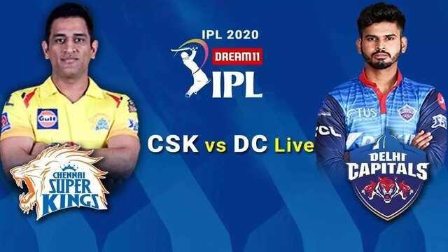 CSK vs DC IPL 2021 Match Live Score update Highlights Watch online free