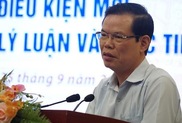 """Ông Triệu Tài Vinh lên tiếng về hàng loạt người thân làm quan khi Tổng Bí thư ký quy định về """"gia đình trị"""""""