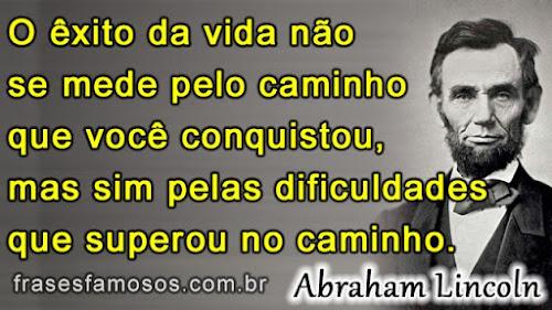 Frases Abraham Lincoln