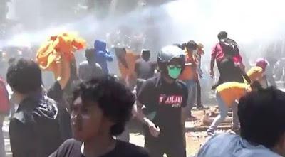 Viral Mahasiswa Universitas Halu Oleo Tewas Tertembak Saat Demo