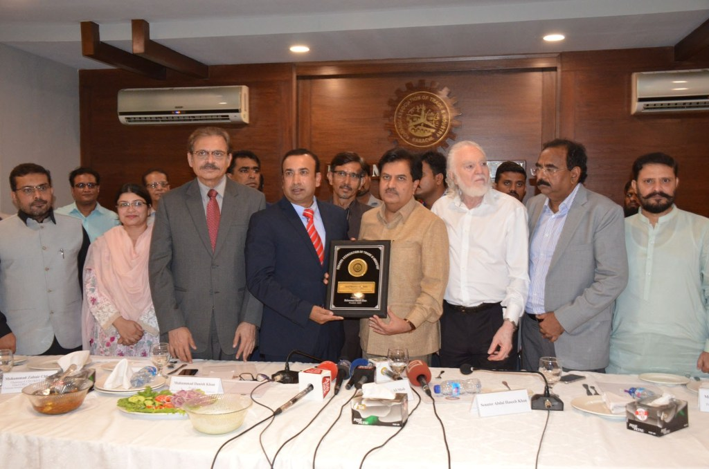 Six Rapid Bus Transit projects to build in Karachi: Syed Mumtaz Ali Shah