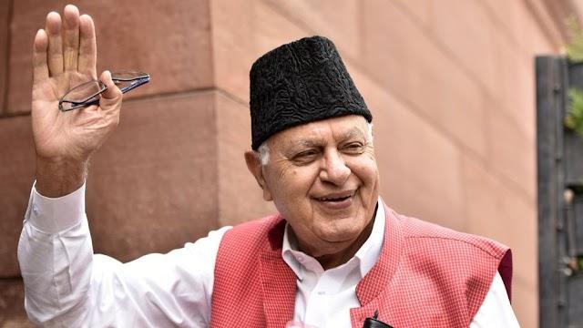 ED Questions Farooq Abdullah In Jammu and Kashmir Cricket Association Scam