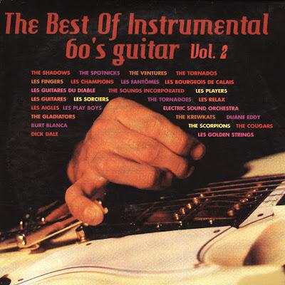 Best of Instrumental 60's Guitar (3 x CD Set) (FRA)
