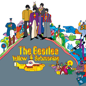 The Beatles Yellow Submarine PDF sheet music