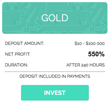 Инвестиционные планы Bitsmaker 2