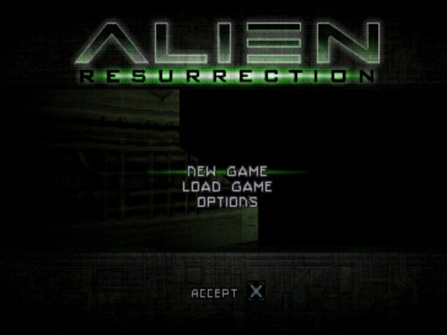 alien resurrection font download