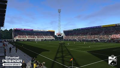 PES 2021 Stadium De Oude Meerdijk