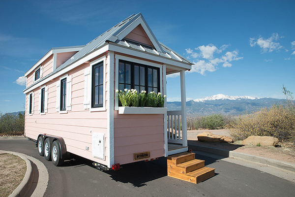 Multigenerational homes, multifunctional rooms, micro-living and tiny houses