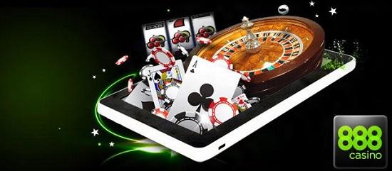 888 casino hỗ trợ đa dạng trò chơi.