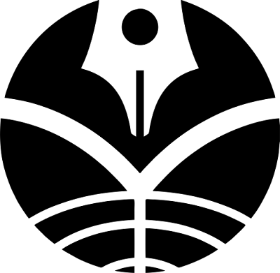 Logo Upi Hitam Putih PNG