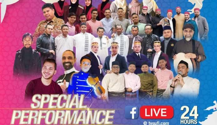 World Mawlid Celebration 2020 - Perintis Kepada Norma Baru Media Promosi Brand Usahawan Muslim