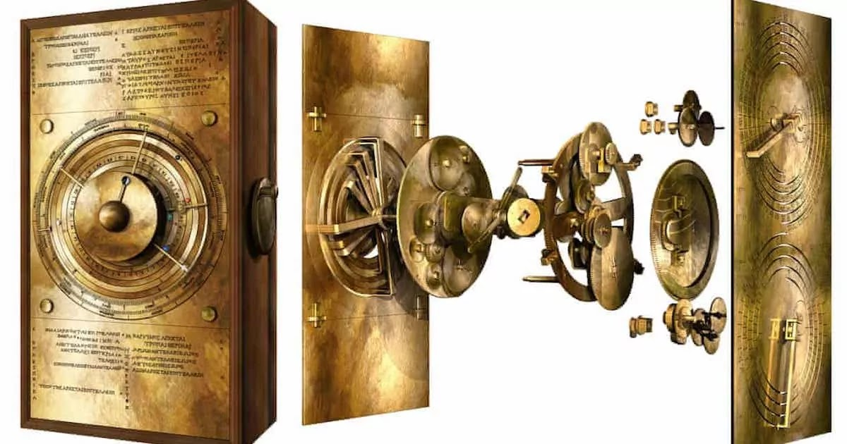 Researchers Develop Replica Model Of 2,200-Year-Old Antikythera Mechanism, 'The World's First Computer'