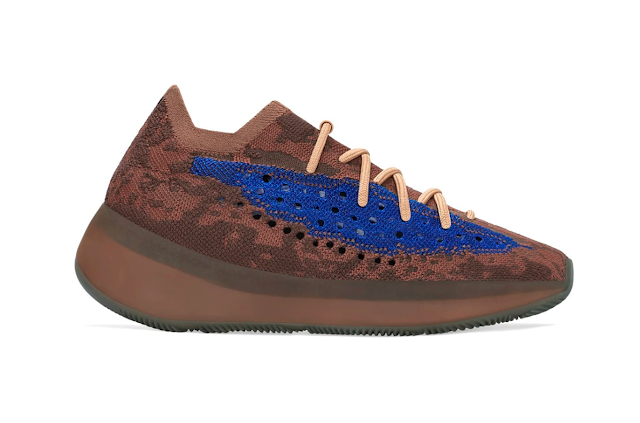 Adidas ra mắt ba mẫu sneaker YEEZY BOOST 380 'Hylite, Lmnte, Azure'