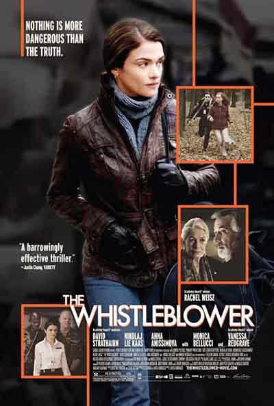 The Whistleblower 2010 480p 300MB BRRip