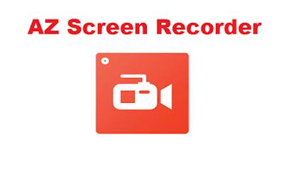 [No Root] AZ Screen Recorder Premium Mod Apk V5.1.8
