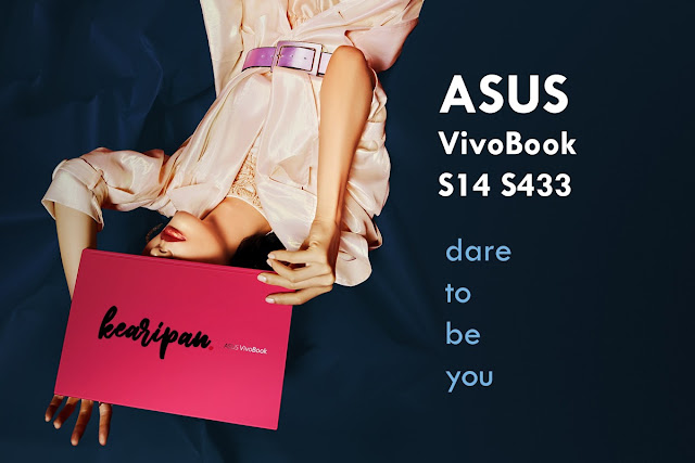 asus vivobook s433 dare to be you