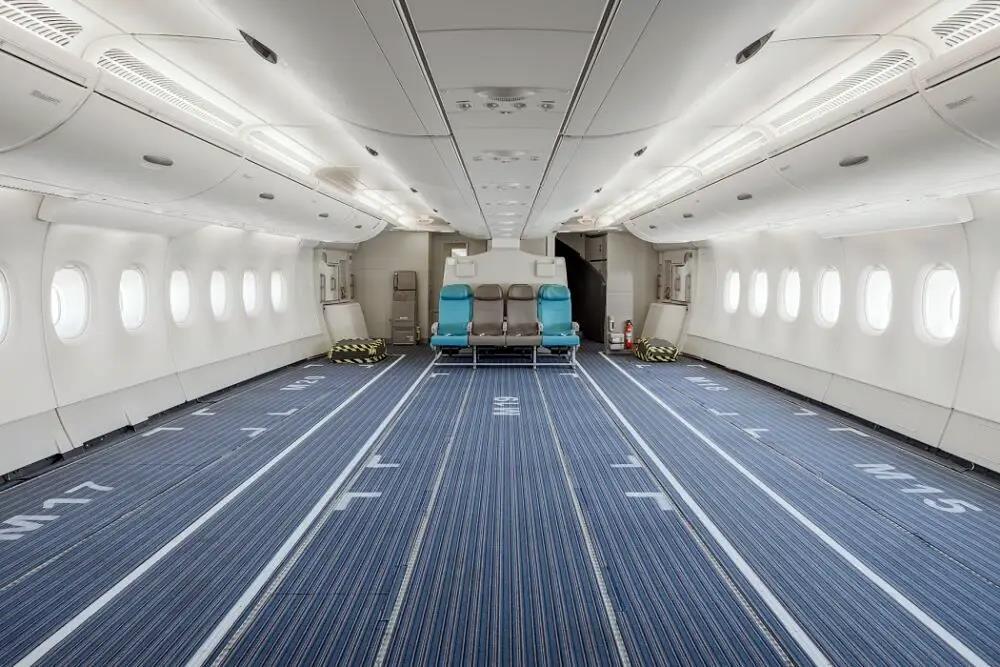 하이플라이 A380 화물 개조