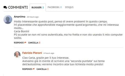 Commento Carla