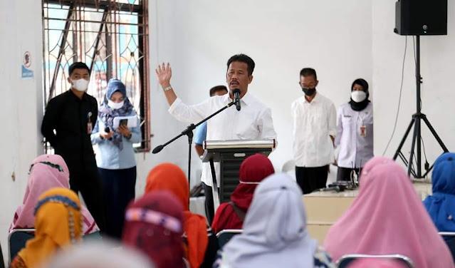 Rudi Mengharapkan Sebelum 17 Agustus Kecamatan Belakang Padang Zona Hijau