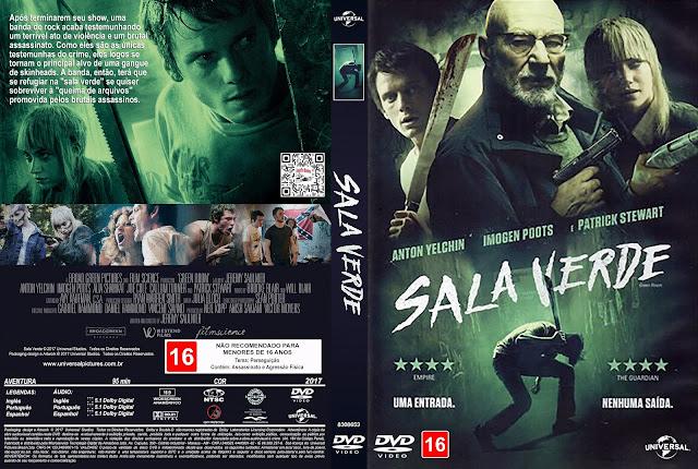 Capa DVD Sala Verde [Custom]