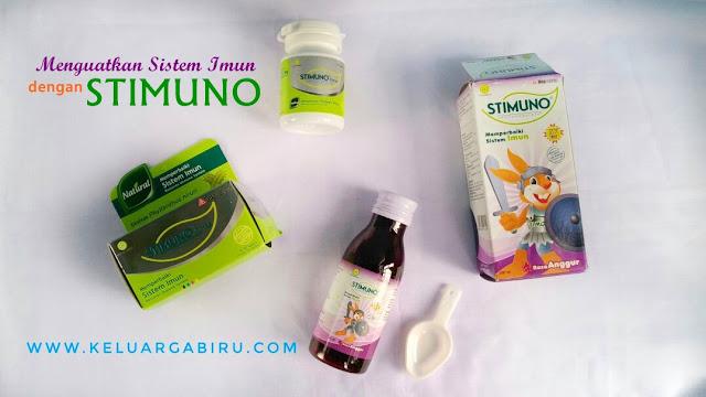 Menguatkan Sistem Imun dengan STIMUNO