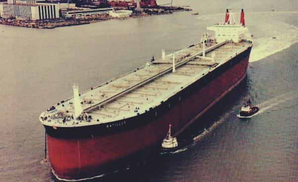 kapal Batillus terbesar di duni nomor delapan
