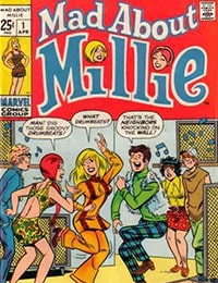 Read Mad About Millie comic online