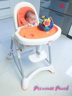 Bimbo-兒童餐椅