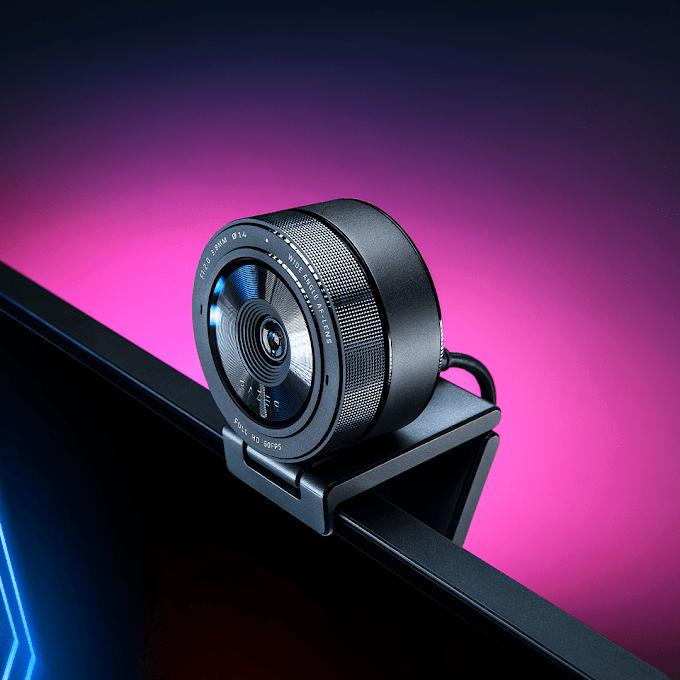 Sorteio Webcam Razer Kiyo Pro