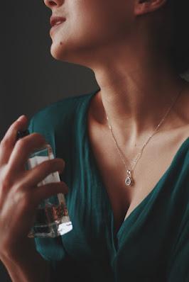 Does Spraying Perfume Have Skin Benefits
