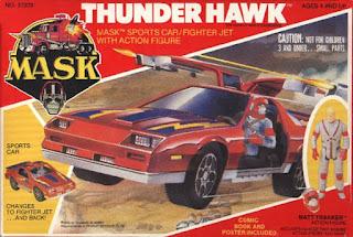M.A.S.K. - Thunderhawk