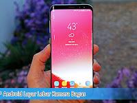 HP Android Layar Lebar Kamera Bagus