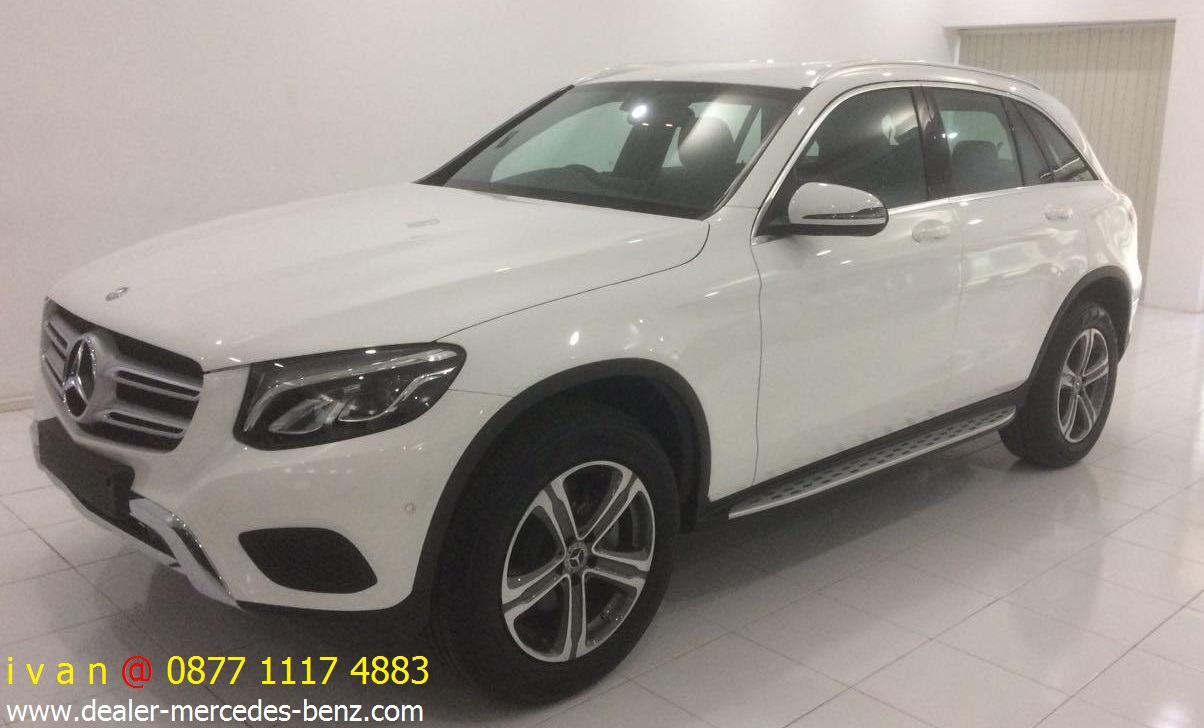 Glc 200 exclusive line 2017 indonesia dealer mercedes for Dealer mercedes benz