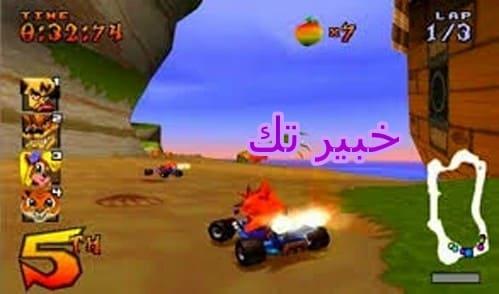 تنزيل لعبه كراش Crash Team Racing للكمبيوتر