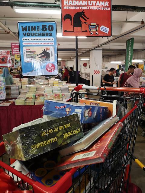 Big Bad Wolf Malaysia Gamatkan Terengganu dengan Diskaun daripada 75% - 95%